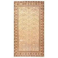 Pomegranate Design Antique Khotan Rug. Size: 6 ft x 11 ft