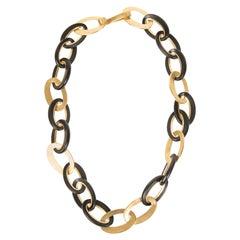 Pomellato Chain Victoria Rose Gold Necklace