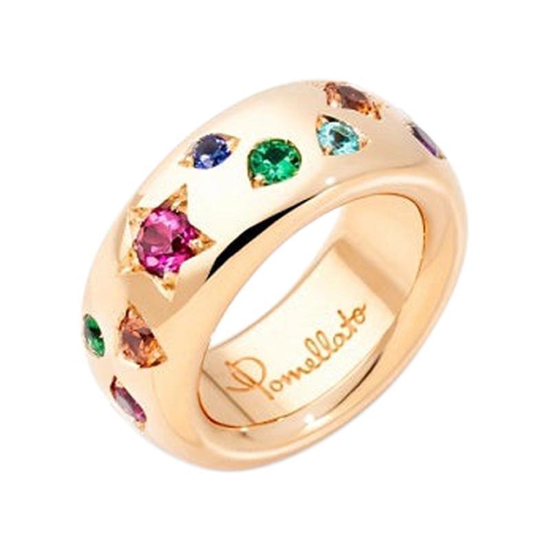 Pomellato Classic Iconica Colour Ring A.B901GO7/VA