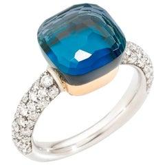 Pomellato Nudo Deep Blue Classic Ring A.C015B9O6TTU