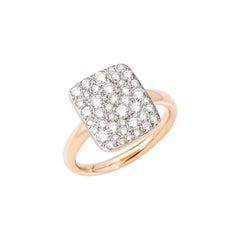 Pomellato Sabbia Ladies Diamond Ring A.B903MO7/B9