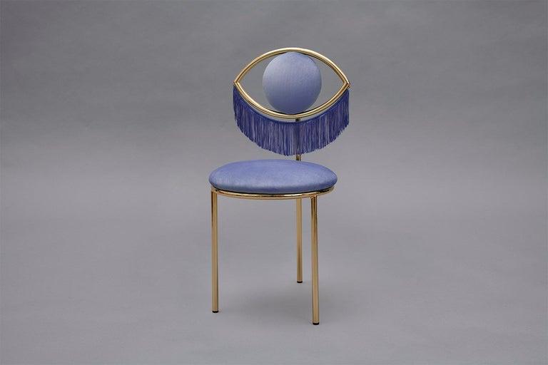 Pompa Pouf by Houtique For Sale 3