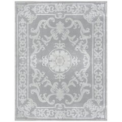 Hand Knotted - silk rug - Pompadour Jazz, Edition Bougainville