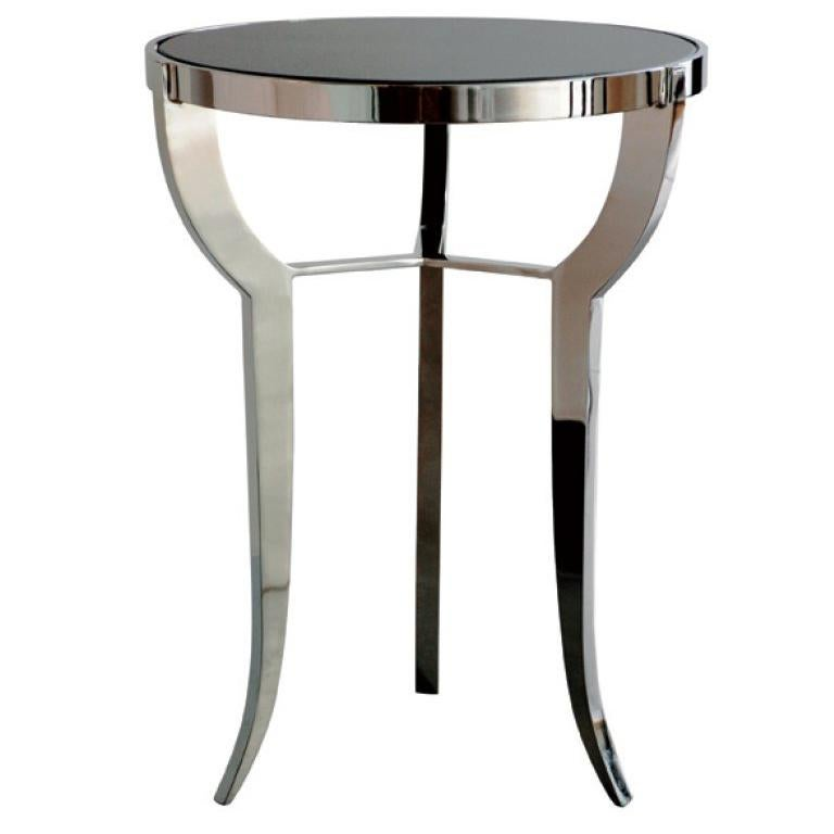 Natural Stone Coffee Table: Pompeii Cocktail Table With Inset Natural Stone Top By