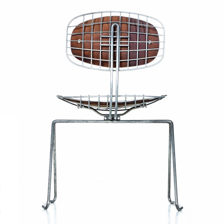Pompidou Centre Beaubourg Chairs by Georges Laurent & Michel Cadestin In Good Condition For Sale In Saint Petersburg, FL