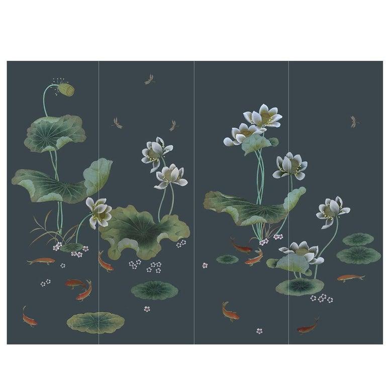 Pond Wallpaper For Sale