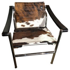 Pony Skin Cassina LC1 Sling Chair