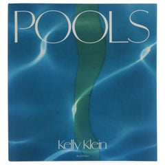 Pools by Kelly Klein an Architecture Coffee Table or Library Book