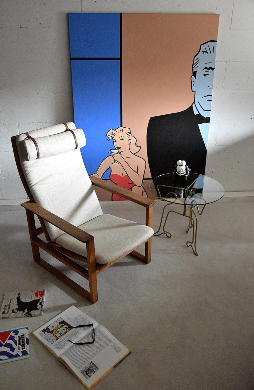 Pop Art painting by Luc Verschuuren, 2001 For Sale 3