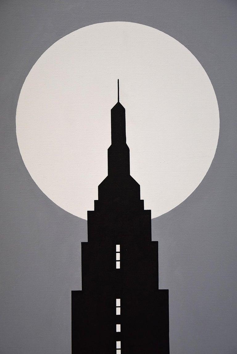 Contemporary Pop Art Painting by Luc Verschuuren For Sale