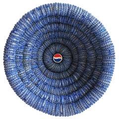 Pop Art Pepsi-Cola Bottle Cap Bowl