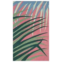 Pop Palm Rug