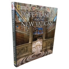 Pope Francis and the New Vatican Draper, Robert Hardcover Book