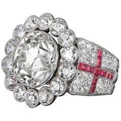 Pope Paul VIs Diamond Ring