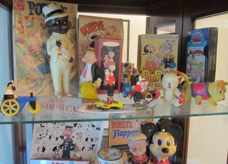 American Popeye Collection For Sale