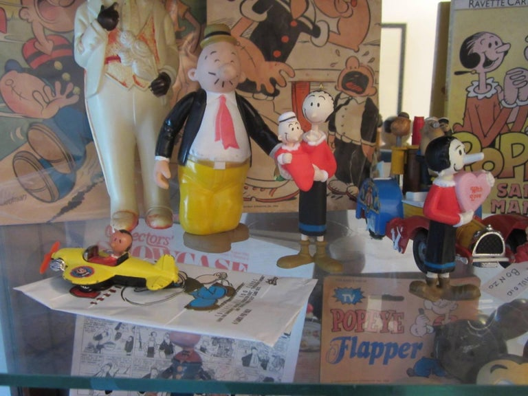 Popeye Collection For Sale 1