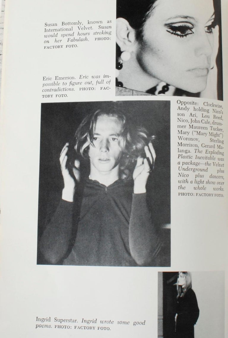 Popism: The Warhol '60s by Andy Warhol For Sale 4