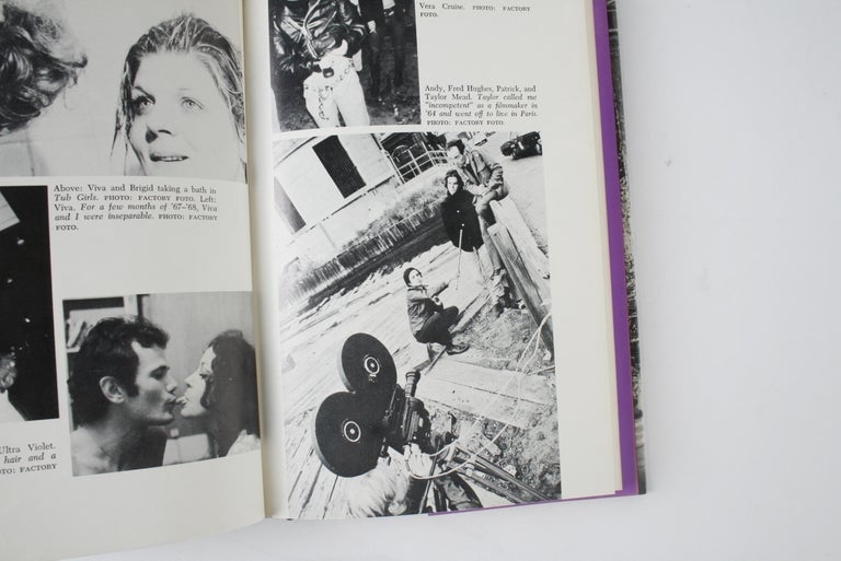 Popism: The Warhol '60s by Andy Warhol For Sale 7