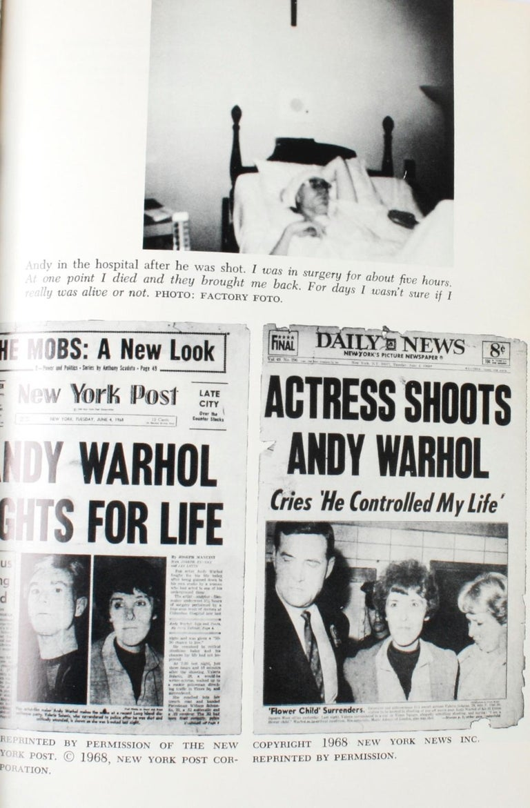 Popism: The Warhol '60s by Andy Warhol For Sale 8