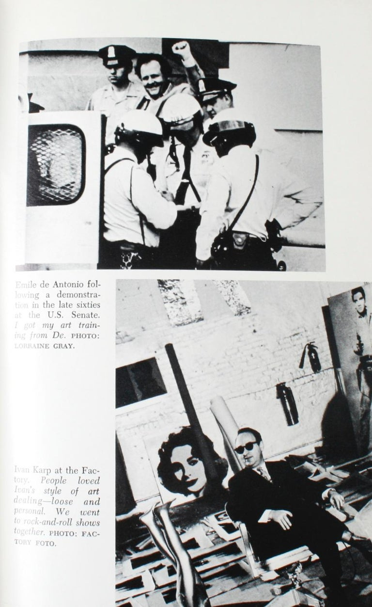 American Popism: The Warhol '60s by Andy Warhol For Sale
