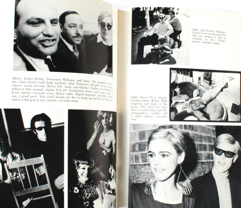 Paper Popism: The Warhol '60s by Andy Warhol For Sale