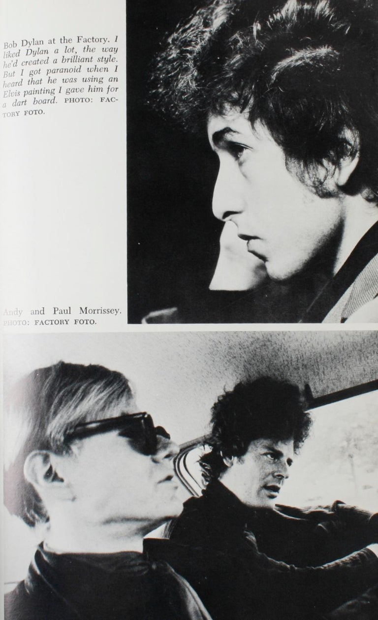 Popism: The Warhol '60s by Andy Warhol For Sale 3