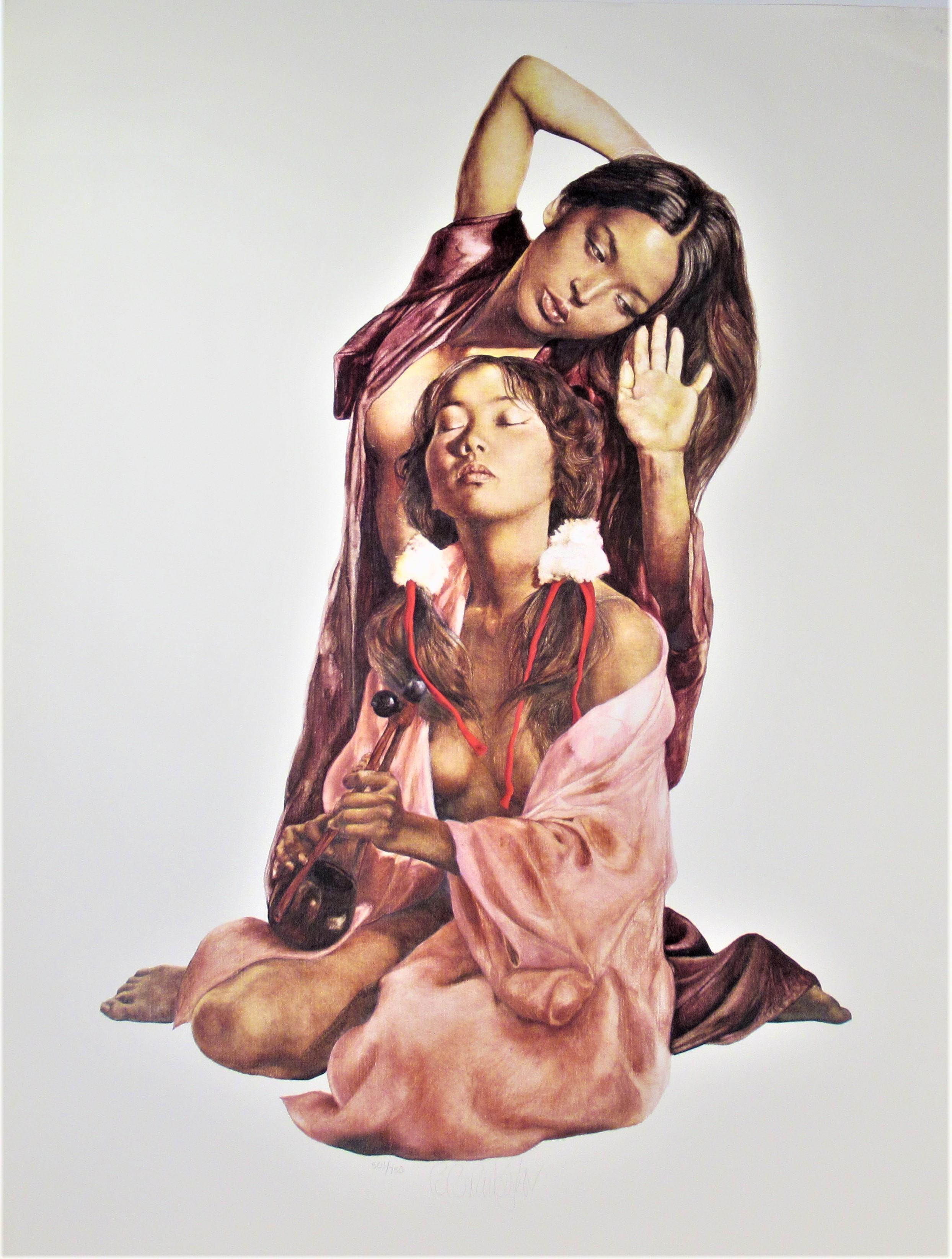 Two Native American Girls