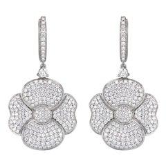 Poppy Diamond Earrings