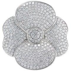 Poppy Diamond Ring
