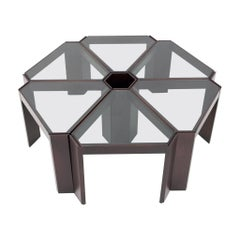 Porada Arredi Six Nesting Tables