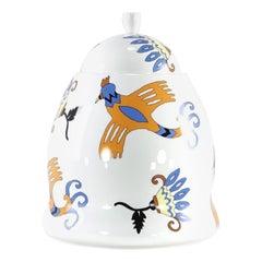 Porcelain Centerpiece Alessi Tendentse Design Nathalie du Pasquier&G. Sowden