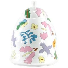 Porcelain Centerpiece Alessi Tendentse Design Nathalie du Pasquier & G. Sowden