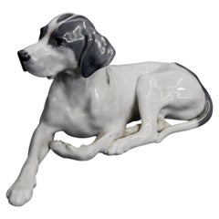 Porcelain Dog Figurine Royal Copenhagen