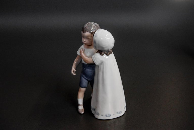 Porcelain figurine from Bing & Grondahl. 1952-1957 mark.  Figurine in perfect condition.