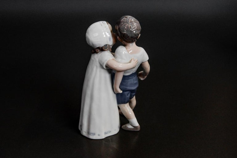 Danish Porcelain Figurine Bing & Grondahl For Sale