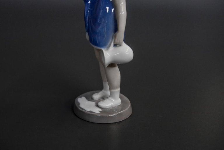 Danish Porcelain Figurine Bing & Grøndahl For Sale
