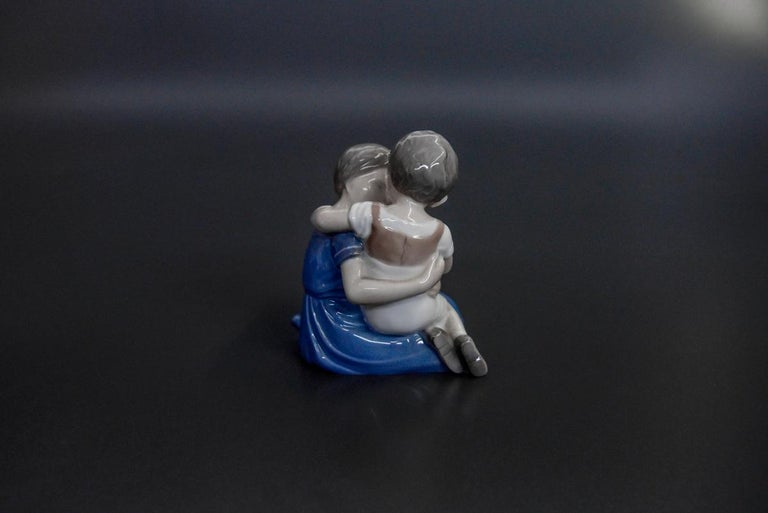 Porcelain Figurine Bing & Grondahl In Excellent Condition For Sale In Chorzów, PL