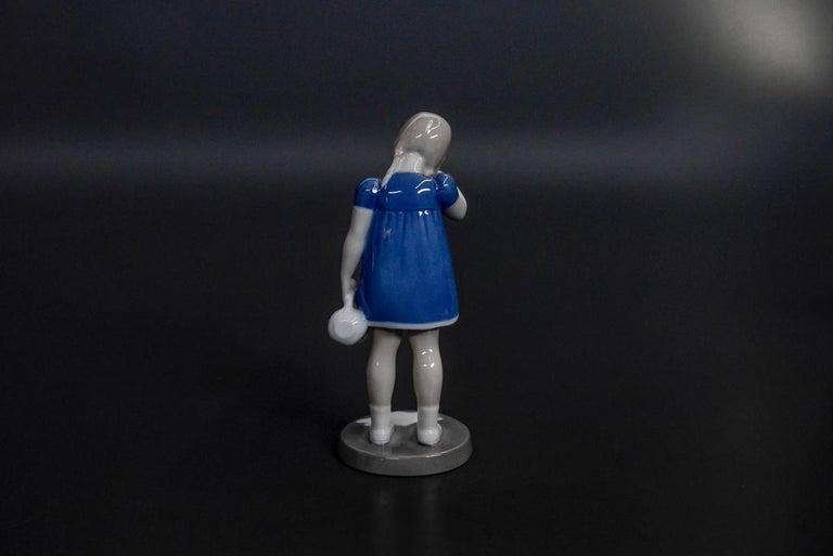 Porcelain Figurine Bing & Grøndahl In Excellent Condition For Sale In Chorzów, PL