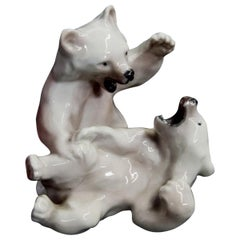Porcelain Figurine Royal Copenhagen by Knud Kyhn