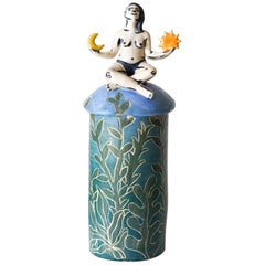 Divinity Becomes Her Porcelain Jar
