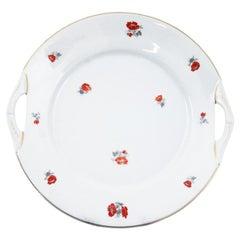 Porcelain Giesche Platter 1929 - 1944
