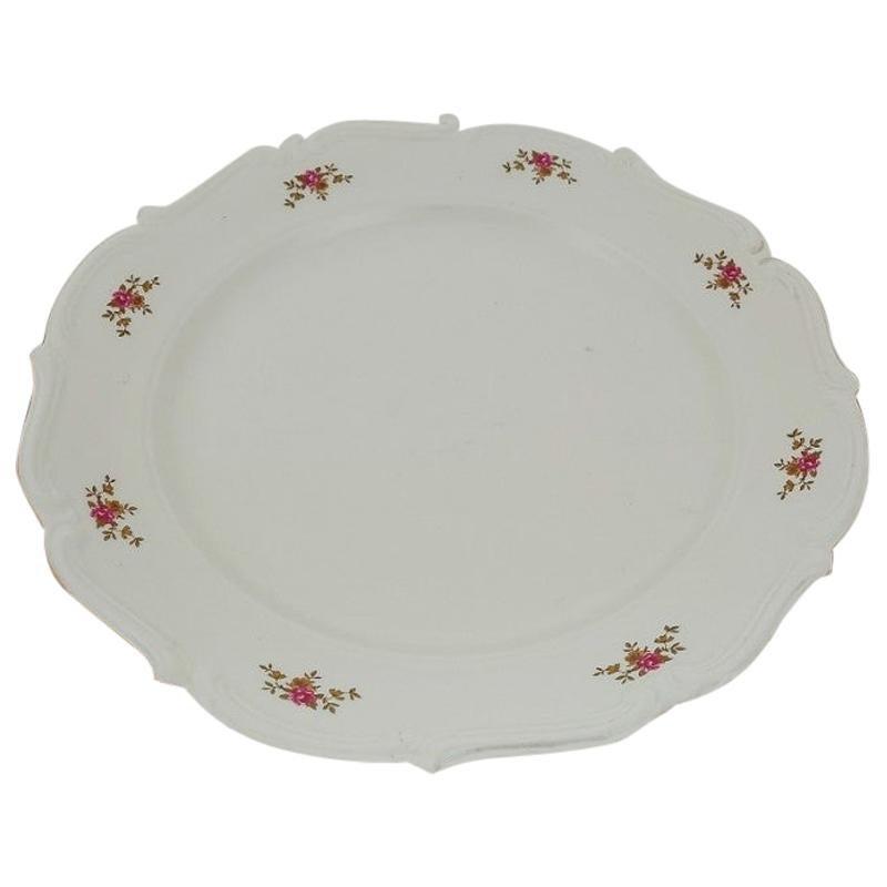 Porcelain Plate Bogucice
