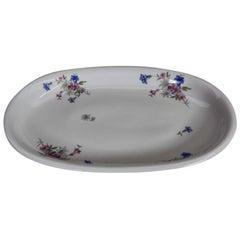 Porcelain Platter, Hutschenreuther Hohenberg