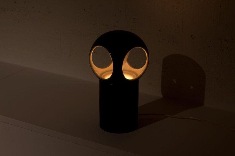 Porcelain Table Lamp by Carl-Harry Stålhane, Sweden For Sale 4