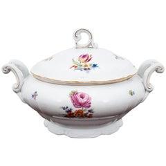 Porcelain Tureen Soup Vase by Zeh Scherzer, Germany, 1950s