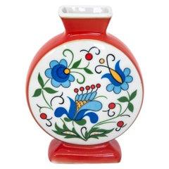 Porcelain Vase Lubiana, Poland, 1970s