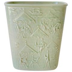 Porcelain Wine Cooler by Carl-Harry Stålhane for Rörstrand