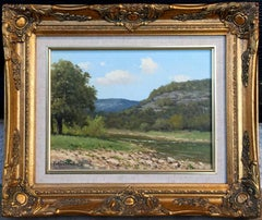 """"""" Hill Country Waters """"  Texas Hill Country Scene"""