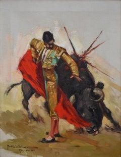 """""""Bullfighter"""""""