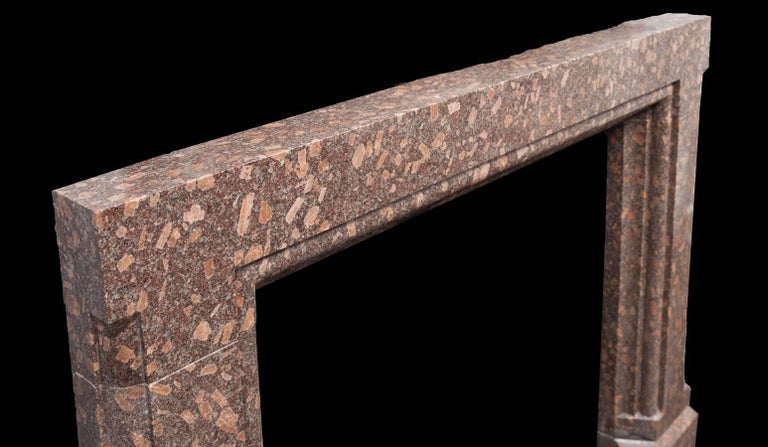 Victorian Porphyry Fireplace For Sale